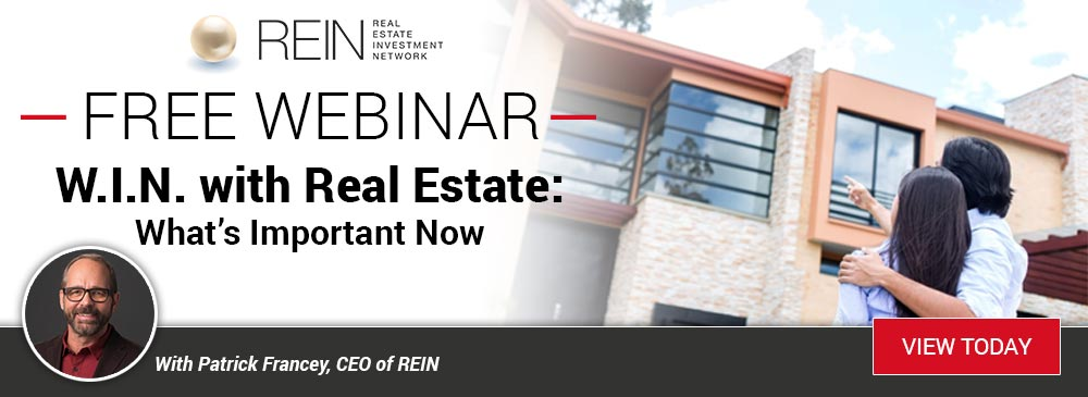 Win With Real Estate Webinar