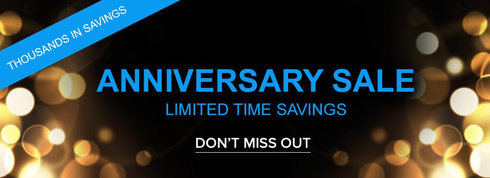 REIN 25 Anniversary Sale
