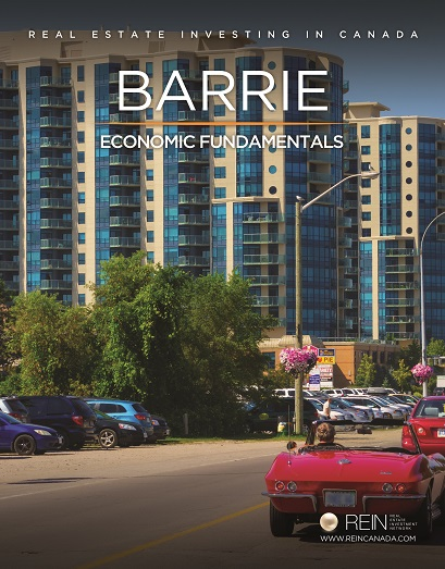 Barrie Economic Fundamentals
