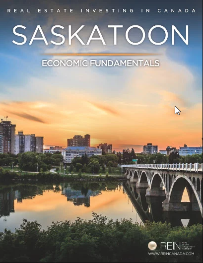 Saskatoon Economic Fundamentals