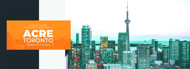 ACRE Toronto 2020