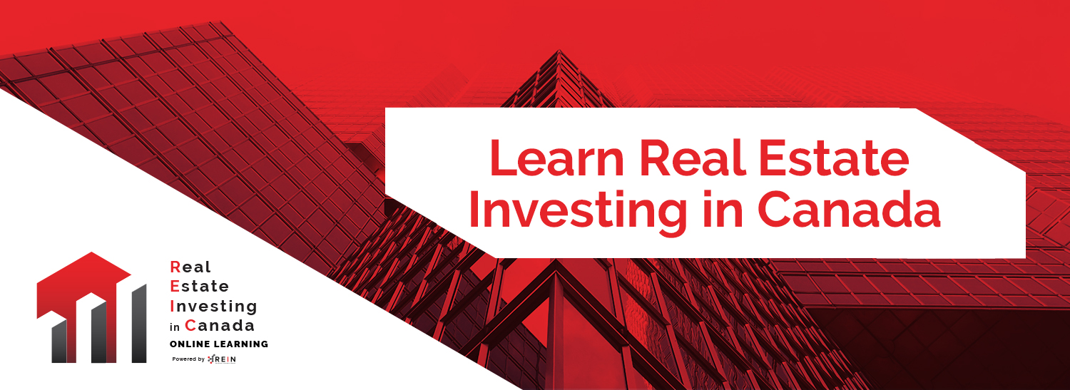 Learn Real Estate Investing in Canada